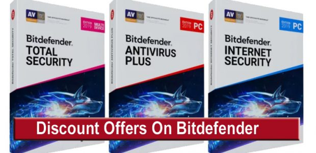 Discount Offers On Bitdefender