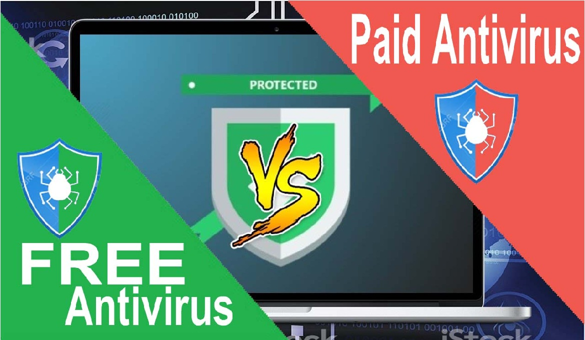 Free and Paid Antivirus Programs Compared