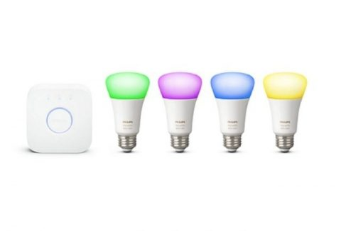 Get $15 OFF Sonos Beam + Philips Hue White & Color 4 pack + FREE Shipping